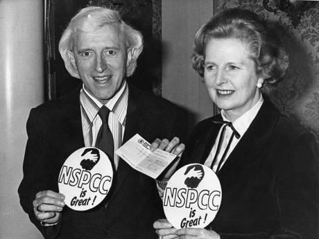 Thatcher and savile