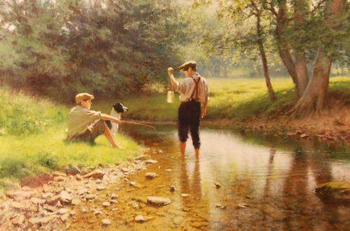 DSC_2154 fishing for tiddlers