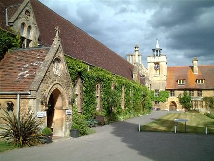 Ascot priory